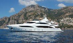 Diane yacht charter