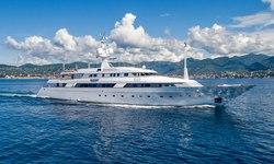 Bash yacht charter