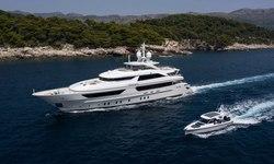 Lammouche yacht charter