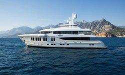 Ruya yacht charter