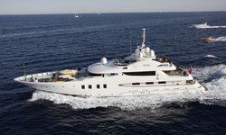 Azteca II yacht charter
