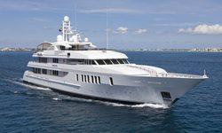 Samadhi yacht charter