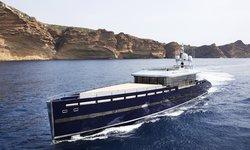 Blade yacht charter