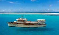Over The Rainbow yacht charter