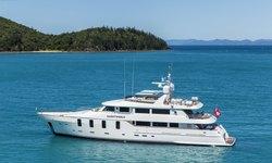 Silentworld yacht charter