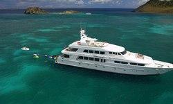 Charlotte Ann yacht charter