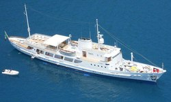 Dionea yacht charter