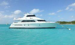 Equinox yacht charter