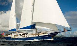 Queen South III yacht charter
