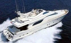 Geepee yacht charter