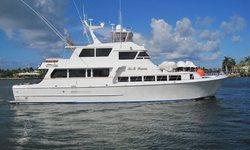 Tortuga yacht charter