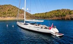 Palmira yacht charter