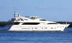 Mambo yacht charter