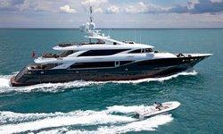 Liberty yacht charter
