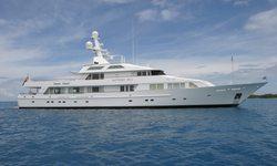 Maria yacht charter