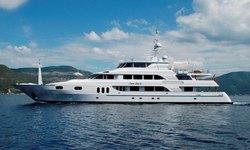 Keri Lee III yacht charter