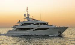 Aziza yacht charter