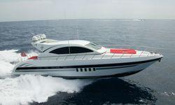 Lorelei yacht charter