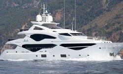 Sonishi yacht charter