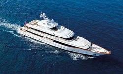 Lady Britt yacht charter