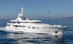 Deja Too yacht charter