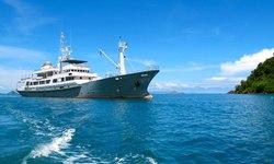 Salila yacht charter