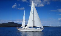 Pacific Eagle yacht charter