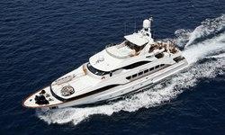Satine yacht charter