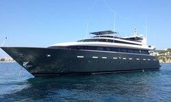 Paula III yacht charter