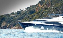 Lady Amanda yacht charter