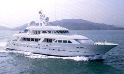 Island Heiress yacht charter