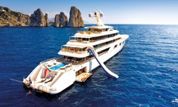 Aquarius yacht charter