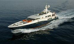 Deniki yacht charter