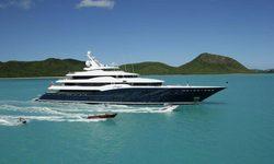 Amaryllis yacht charter