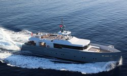 Only Now yacht charter