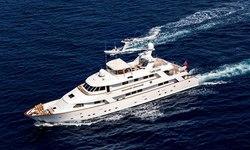 Superfun yacht charter