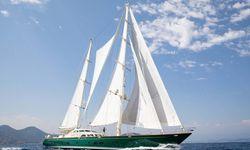 Norfolk Star yacht charter