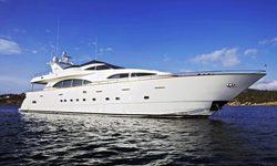 Lady Pamela yacht charter