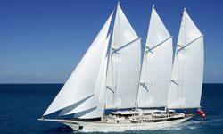Athena yacht charter