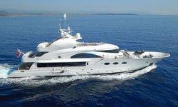 Lotus yacht charter