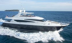 Lady Beatrice yacht charter