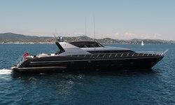 Lauren V yacht charter