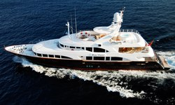 Blue Vision yacht charter