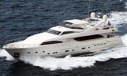 Lady Maria yacht charter