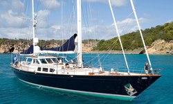 Axia yacht charter