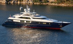 Reve D'or yacht charter