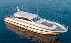 Romachris II yacht charter
