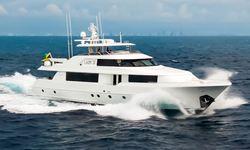 Lady JJ yacht charter