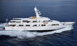 Ancallia yacht charter
