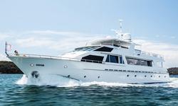 Corroboree yacht charter